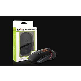 Kẹp điện thoại Cao cấp Magic Mouse - Phụ kiện không thể thiếu trên Ô tô, bàn làm việc