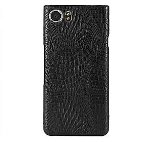 Ốp Lưng Dành Cho Blackberry Keyone Vân Cá Sấu - Hàng Nhập Khẩu