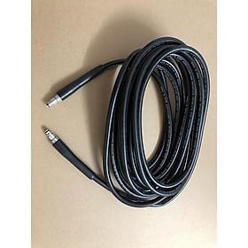 15m Dây phun áp lực cho máy phun xịt rửa Maki.ta -  Ống dây thay thế máy Maki.ta HW102-Hàng OEM