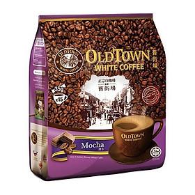 Cà phê trắng Oldtown - Mocha