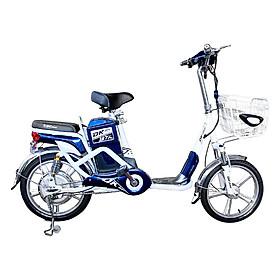 Xe Đạp Điện DK Bike 18X - Da Trời