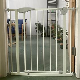 Thanh chắn cầu thang chính hãng chắn khoảng cách 75-83cm phòng chống té ngã cho trẻ em