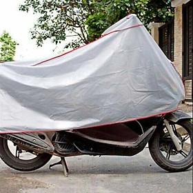Bạt phủ xe máy, xe đạp in hình đẹp rất bền và đẹp và thời trang