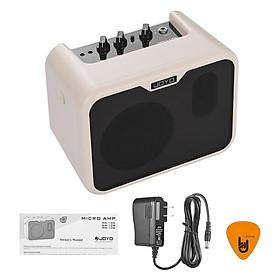 Ampli Khuếch Đại Âm Thanh Cho Đàn Bass Guitar JOYO MA-10B (Loa Amplifier 10W) - Kèm Móng Gảy DreamMaker