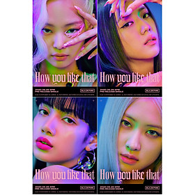 Poster BLACKPINK How You Like That
