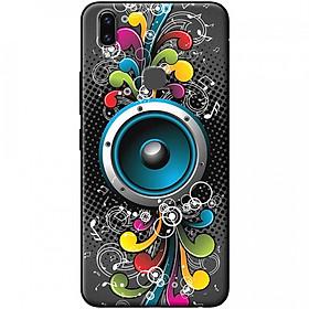 Ốp lưng  dành cho Vivo V9 mẫu Music