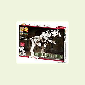 Đồ Chơi Lắp Ráp - LaQ - LaQ Dinosaur World Dino Skelton