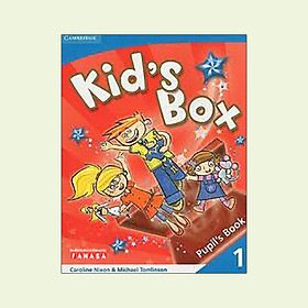 Kid's Box 1 Pupil's Book  Edition