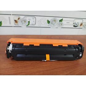 Hộp mực in màu laser jet dùng cho máy in HP color Pro M154A/ M180N/ M181F (thuộc bộ 204A) màu đen/xanh/vàng/đỏ CF 510A/511A/512A/513A
