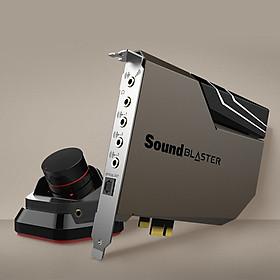 Card Âm Thanh Creative Sound BlasterX AE-7 - Hàng Chính Hãng