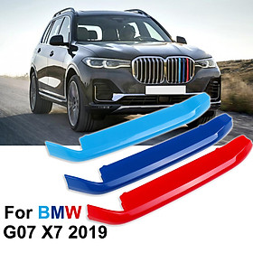 Grille Grill Cover Clip Trim Fit for BMW 2019 G07 X7