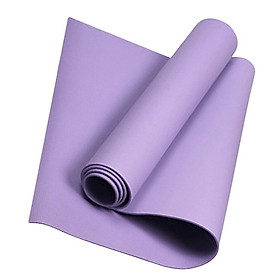 Non-Slip EVA Yoga Pilates Mat Moisture Resistant Fitness Gym Cushion Pad Support-3