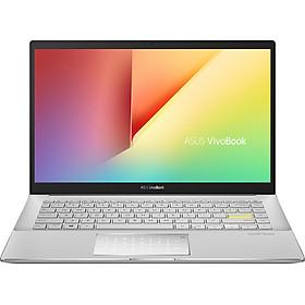 Laptop Asus VivoBook S14 S433EA-AM440T (Core i5-1135G7/ 8GB DDR4 3200MHz/ 512GB SSD M.2 PCIE G3X2/ 14 FHD iPS/ Win10) - Hàng Chính Hãng