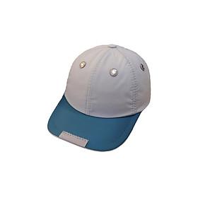 Mũ lưỡi trai nón kết sơn vải dù 2 lớp phối màu nam nữ thời trag cao cấp
