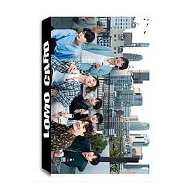 "Lomo card BTS ""5th Anniversary"""