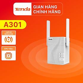 Bộ kích sóng Wifi Tenda A301 Chuẩn N 300Mbps - Hàng Chính Hãng