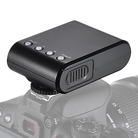 WS-25 Portable Mini Digital Slave Flash Speedlite Flash with Universal Hot Shoe for Canon Nikon Pentax Sony