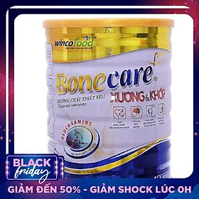 Sữa bột Bonecare xương và khớp 400g: dành cho người lớn bổ sung GLUCOSAMINE tạo dịch nhờn cho khớp, giúp phòng ngừa đau xương khớp, viêm khớp, đặc biệt là người bệnh xương và khớp.