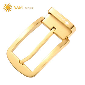 Mặt Khóa Thắt Lưng - Đầu Khóa Thắt Lưng SAM Leather SMDN033TTV