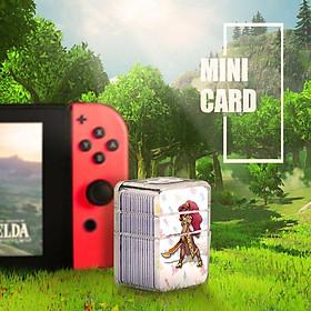 Bộ Thẻ NFC Truyền Thuyết Về Zelda: Breath of the Wild Wolf (22 Cái)