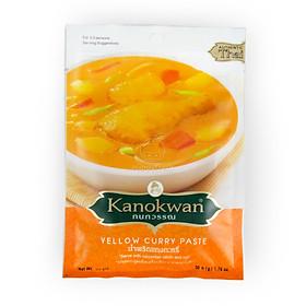 Cà ri vàng 50g Kanokwan