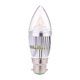 B22 8W Led Candle Bulb Chandelier Spotlight High Power Ac85-265V