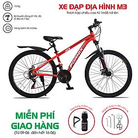 Xe đạp địa hình Fornix M3