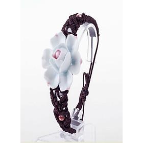 Vòng tay hoa sứ cổ điển