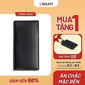 Ví Bóp Dài Nam Nữ Cầm Tay Clutch Để Nhiều Thẻ Galaxy Store GVD01 (19 x 9.5 cm) - Hàng Chính Hãng
