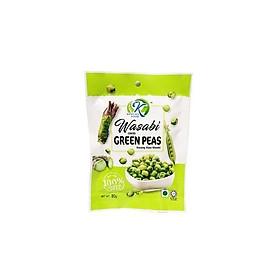 Hạt đậu xanh Hà Lan vị mù tạt Keng Ka Food - 80g