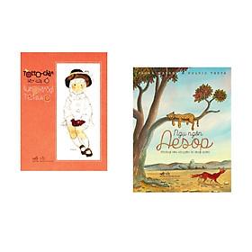 Combo 2 cuốn sách: Totto-Chan bên cửa sổ   + Ngụ ngôn Aesop những câu chuyện bị lãng quên