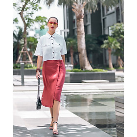 J-P Fashion - Váy midi 17003636