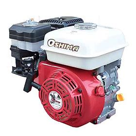 Máy nổ xăng Oshima 6.5hp, động cơ xăng Oshima new OS200