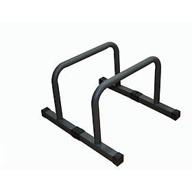 Parallettes lửng - Xà kép mini Pocorrys PAC-01 (Street workout, Calisthenics, Gym)