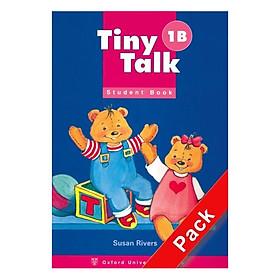 Tiny Talk 1: Pack (B) (Student Book and Audio CD)