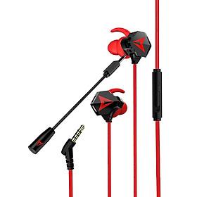 Tai nghe gaming có mic dành cho game thủ Sendem S2,  Âm thanh chân thực, Bass sâu - Hàng chính hãng