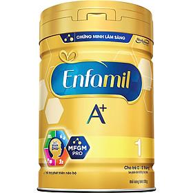 Sữa Bột Enfamil A+ 1 (830g)