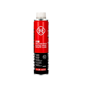 Hao Shun self-help three-way catalytic converter purification liquid cleaning agent car engine internal fuel injector throttle in addition to carbon free cleaning clean fuel additive cleaner 360ml