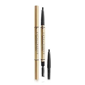 Chì Kẻ Lông Mày Catalina Auto Brow Pencil #B1 Black Brown Geo