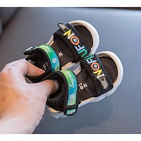 Giày Tập Đi Cho Bé Trai Bé Gái Đế Mềm Chống Trượt bảo vệ mũi chân bé