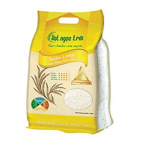 Gạo Hạt Ngọc Trời Thiên Long Túi 5Kg - Gạo thơm đặc sản