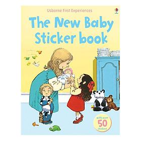 Usborne The New Baby Sticker Book