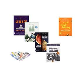 Sách kỹ năng combo 4 quyển: Đàn ông sao hỏa, đàn bà sao kim+ Cơ thể 4 giờ – Bí quyết cân đối khỏe mạnh và đời sống tình dục thăng hoa+ Cặp đôi thông minh sống trong giàu có+giúp chồng thành công ( tặng sách mckinsey+sổ tay bìa giao ngẫu nhiên)