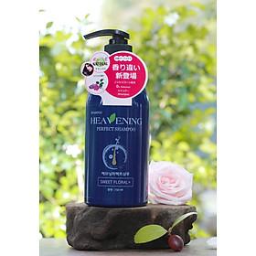 Dầu gội Heavening Perfect giúp làm sạch tóc 750ml - nhập khẩu Hàn Quốc