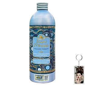 Sữa tắm nước hoa Tesori d'Oriente Tinh chất Tảo biển 500ml tặng kèm thêm móc khóa