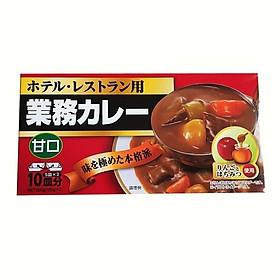 Viên nấu Cà rikiểu Nhật Kobe Bussan 200g - các vị