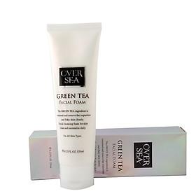 Sữa Rửa Mặt Green Tea Facial Foam 120ml