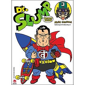 Dr.SLUMP Ultimate Edition - Tập 3