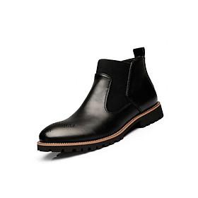 Giày Tây Nam Cao Cấp Yamet GTS199 Black