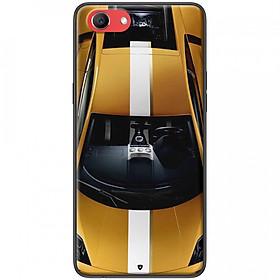 Hình đại diện sản phẩm Ốp lưng dành cho Oppo F7 Youth mẫu Xe hơi vàng